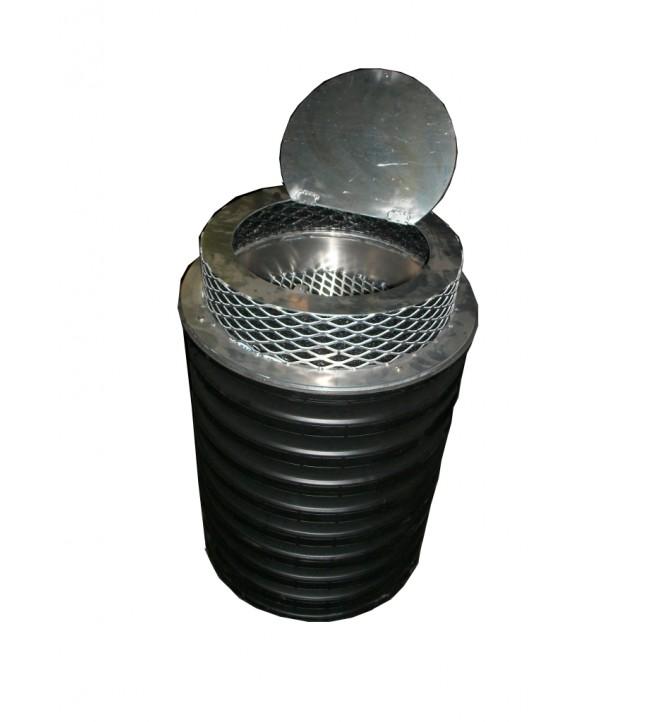 Sistema de filtración de agua de drenaje PETRO BARRIER