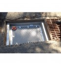 Dirt Filters are Installed to Maintain Cleanliness and Optimum Performance