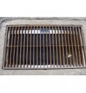 Grate is Re-Installed and Drains Lines are Fully Compliant