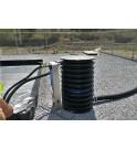 La gamme PETRO PIT® est constituée de différentes cartouches de filtration des eaux de pluie contaminées aux hydrocarbures pour