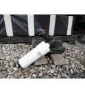 Cartouche PETRO PIT® PIPE 616 avec son pré filtre PFB drainer les eaux de pluies dans risque de pollution hydrocarbures
