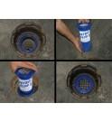 Cartucho PETRO PLUG® pre filtro para evacuar agua de lluvia de retención sin contaminación