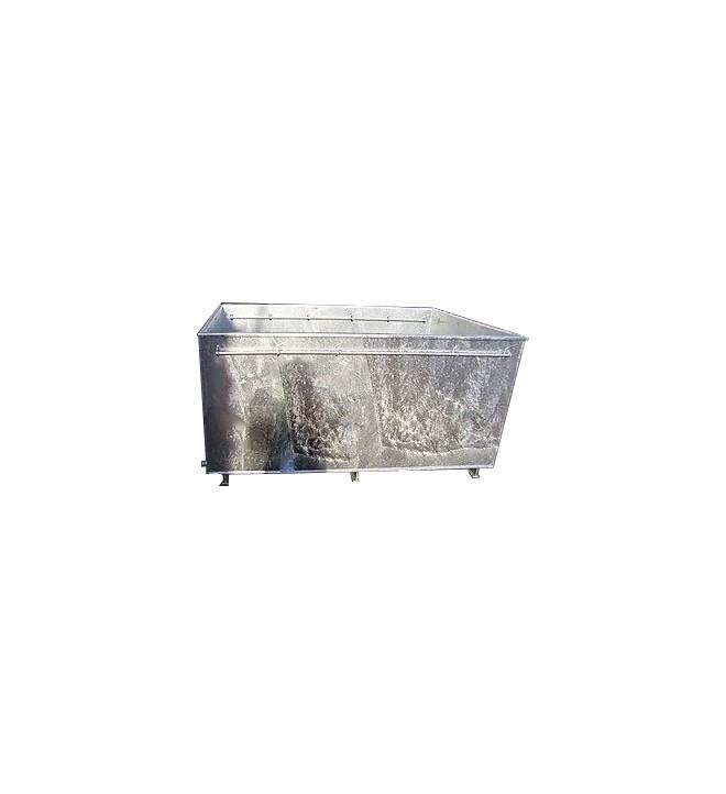 Cubeto de retencion T4T para transporte de transformadores electricos en aceite