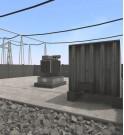 Plan interactif en trois dimensions en réalité virtuelle d'un poste de transformation