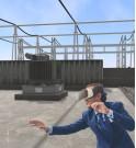 Immersion dans un poste de transformation à l'aide du casque de réalité virtuelle Oculus Gear VR 324