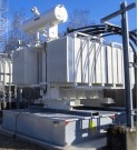 Bac ERT Modulo modulaire et sa sous-station électrique