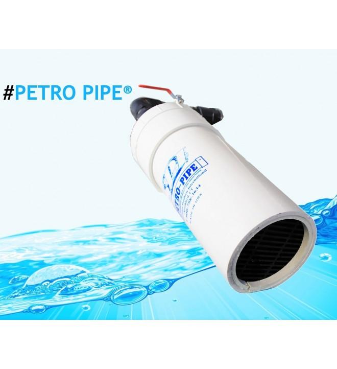Petro-PIPE® Cartouche de filtration hydrocarbures, drainage des eaux de pluie fosse et bac de rétention
