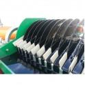 Ecrémeur sélectif GRINTEC permettant de récolter les hydrocarbures séparément de l'eau