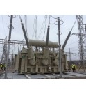 Oil immersed electrical power transformers ETRA SANERGRID with extinguishing cover EXTICOV