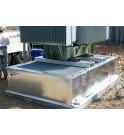 Bac coupe-feu ERT® installé sur un transformateur à huile