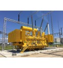 Transformateur KOLEKTOR ETRA triphasé avec régleur en charge 400 MVA - 420 kV, SWM Infrastruktur GmbH, Allemagne, 2016