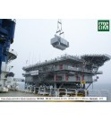Transformateur 160 MVA 225 kV pour plateforme éolien offshore KOLEKTOR ETRA SANERGRID mer du nord