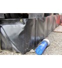 Cartridge PETRO PIT® reference PIT-410 with pre-filtration PFC-44 drain rainwater without pollution
