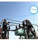 E_Cubierta de intrusión animal para tensión, cables y barras colectoras en subestaciones eléctricas de alta tensión