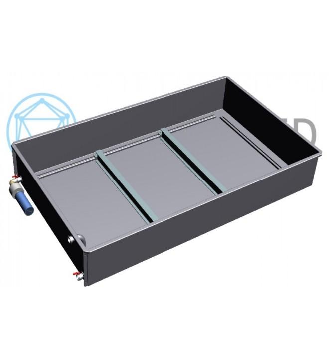 Retentionn tank TRT for oil transformer with filtration system SPI