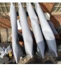 E_PLAQUE Gama Sanergrid instalada para proteger el aislamiento de las aves de las redes eléctricas Midsun