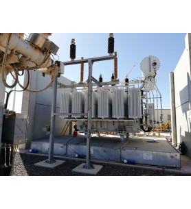 ERT-MODULO™ Modular extinguishing retention tanks in several modules
