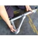 TRFLEX REFOR ejemplo de pie premontado