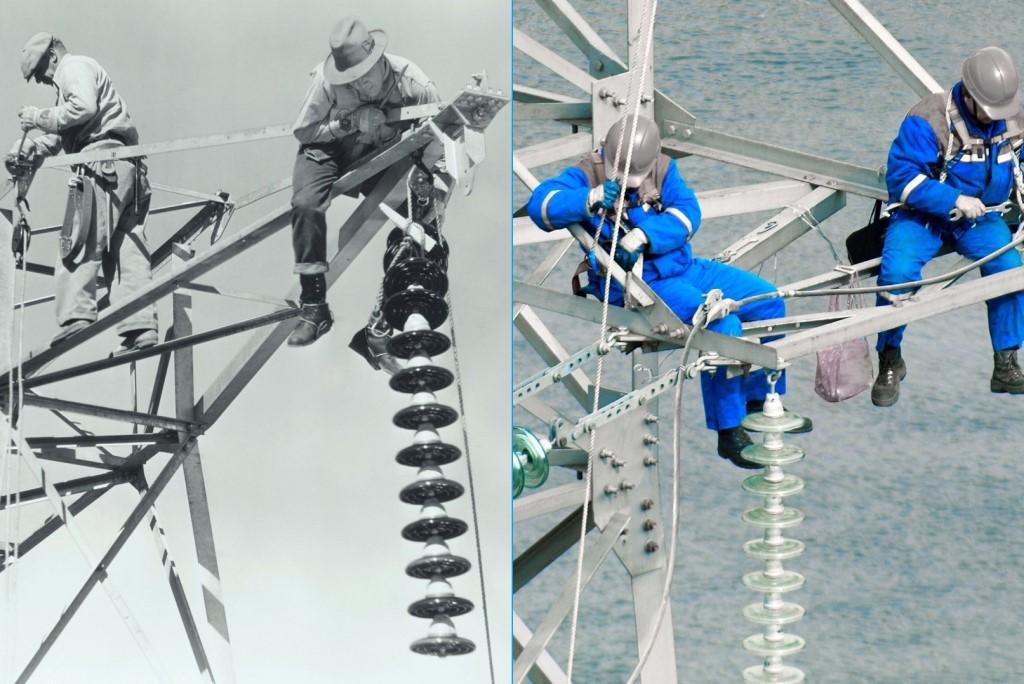 évolution des EPI électrotechnique protection arc électrique accident du travail coupure incident risque des personnes