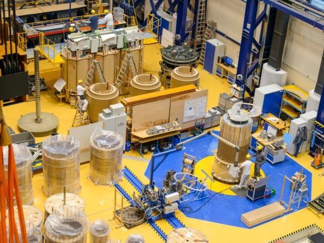 Savoir faire spécifique niveau de bruit faible et éoline offshore