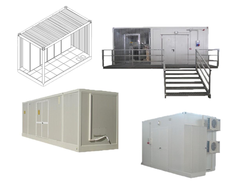shelters préfabriqués tout équipés avec transformateurs cellules transformateurs et électricité
