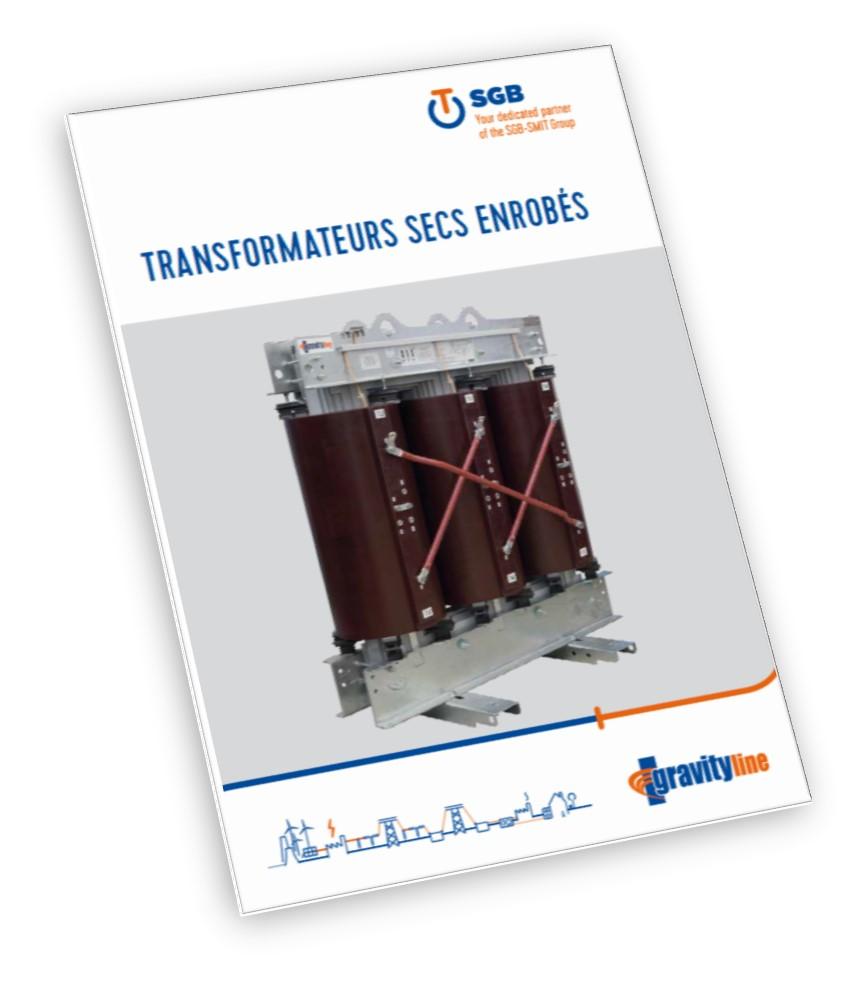 Transformateur sec enrobé de distribution Gravity Line SANERGRID